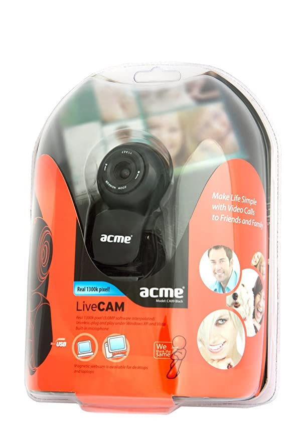 ACME CA09 CAMERA DRIVER (2019)