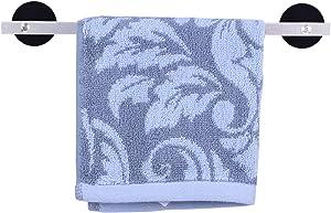 LEKUSHA Magnetic Towel Bar Towel Rack Dish Hand Tea Towel Holder Dishcloth Hook Hanger for Refrigerator, Kitchen Stove, Oven, Dishwasher, Sink, Laundry Washing Machine