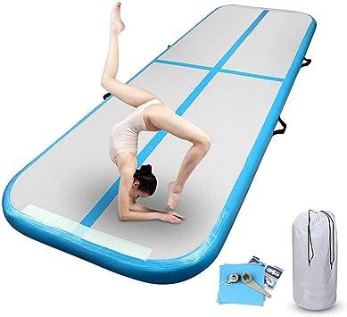 fbsport airtrack de gymnastique 1 2 3 4 5 6 7 8 9 10 12m tapis de tumbling gonflable tapis de gym gonflable piste d air avec pompe pour