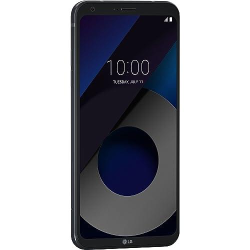 LG Q6 LGM700N 4G 32 Go Téléphone intelligent 14 cm 32 po 32 Go 13 MP Android 7 1 1 Noir