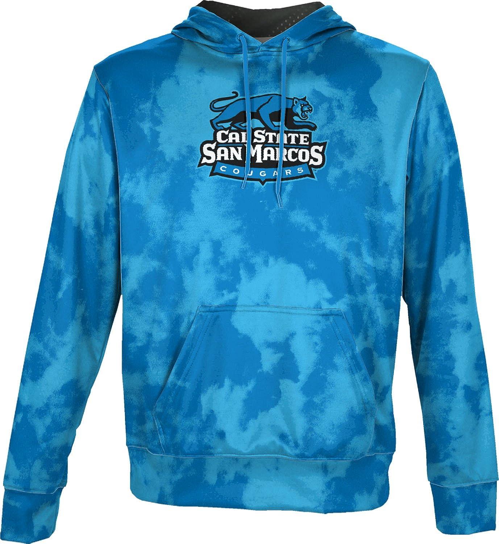 Grunge ProSphere California State University San Marcos Boys Pullover Hoodie