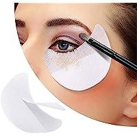 Kalolary 120 stuks Oogschaduw-sticker, wegwerp oogschaduwpads, oogschaduw schild protector pads voor ogen lippen make-up…