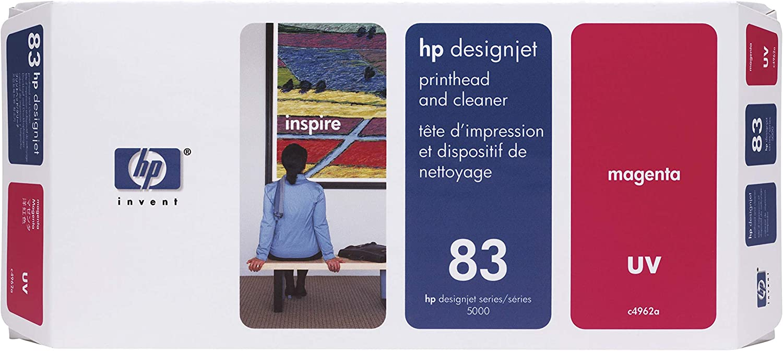 PRINTHEAD, HP NO 83 UV Magenta