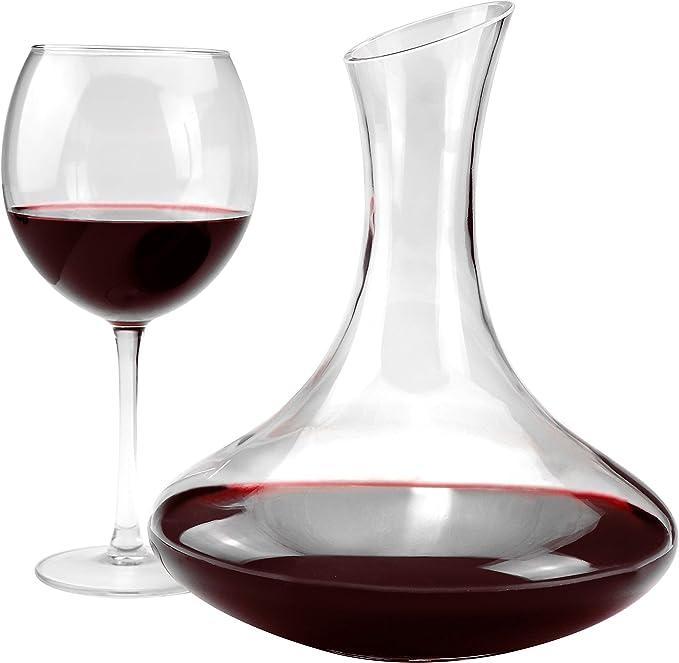 Wein dekanter weindekanter weinglas dekantierer glas karaffe