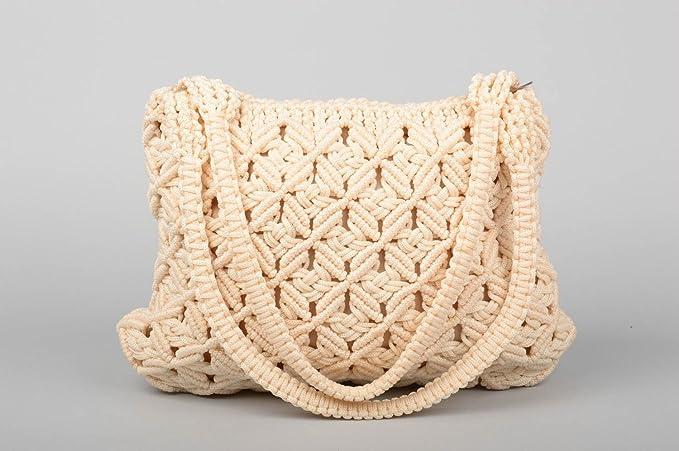 5360bad9d29 Handmade bag macrame bag hand bags women purse fashion accessories ...