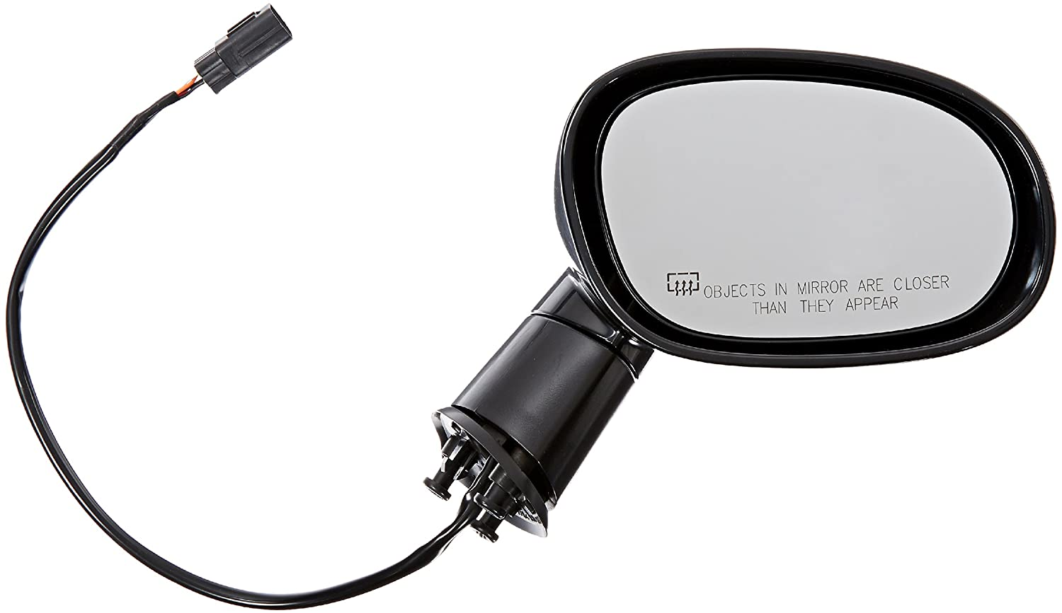 Amazon.com: OE Replacement Dodge Challenger Passenger Side Mirror Outside  Rear View (Partslink Number CH1321311): Automotive