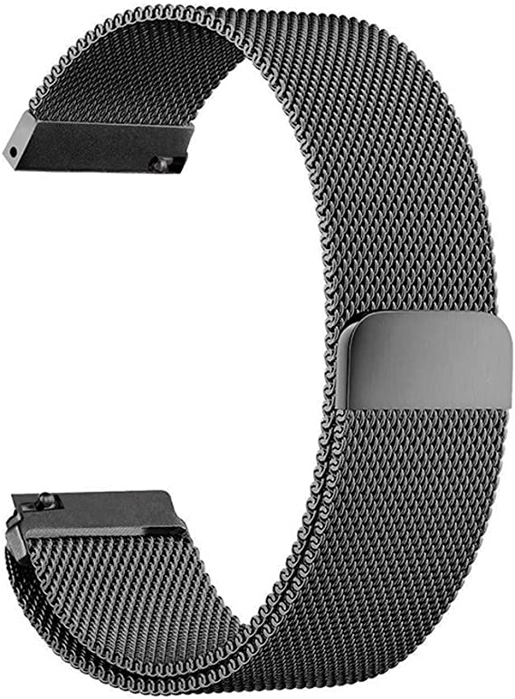 Amazon.com: Stainless Steel Strap for Xiaomi Amazfit GTR ...