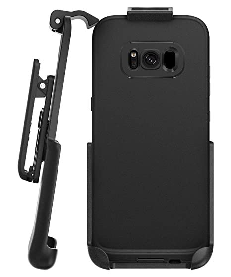 sports shoes 0d32e df407 Encased Belt Clip Holster for Lifeproof Fre Case - Galaxy S8 Plus (case  Sold Separately)