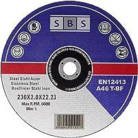 SBS - Disco de corte (25 unidades, 230