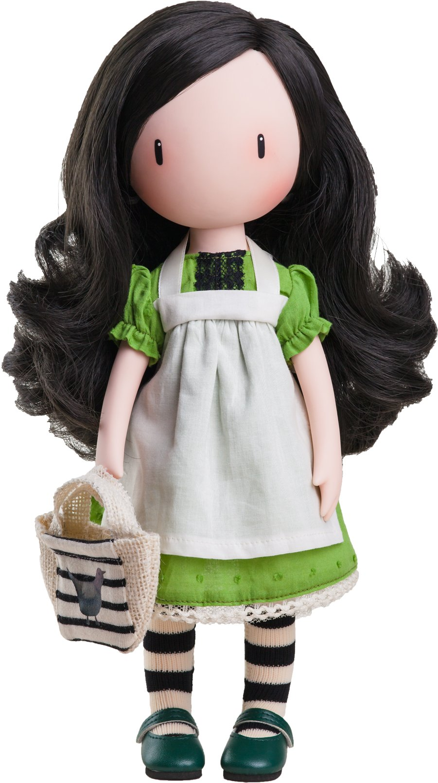 Paola Reina 04908 32 cm On Top of The World Doll, Multi-Color