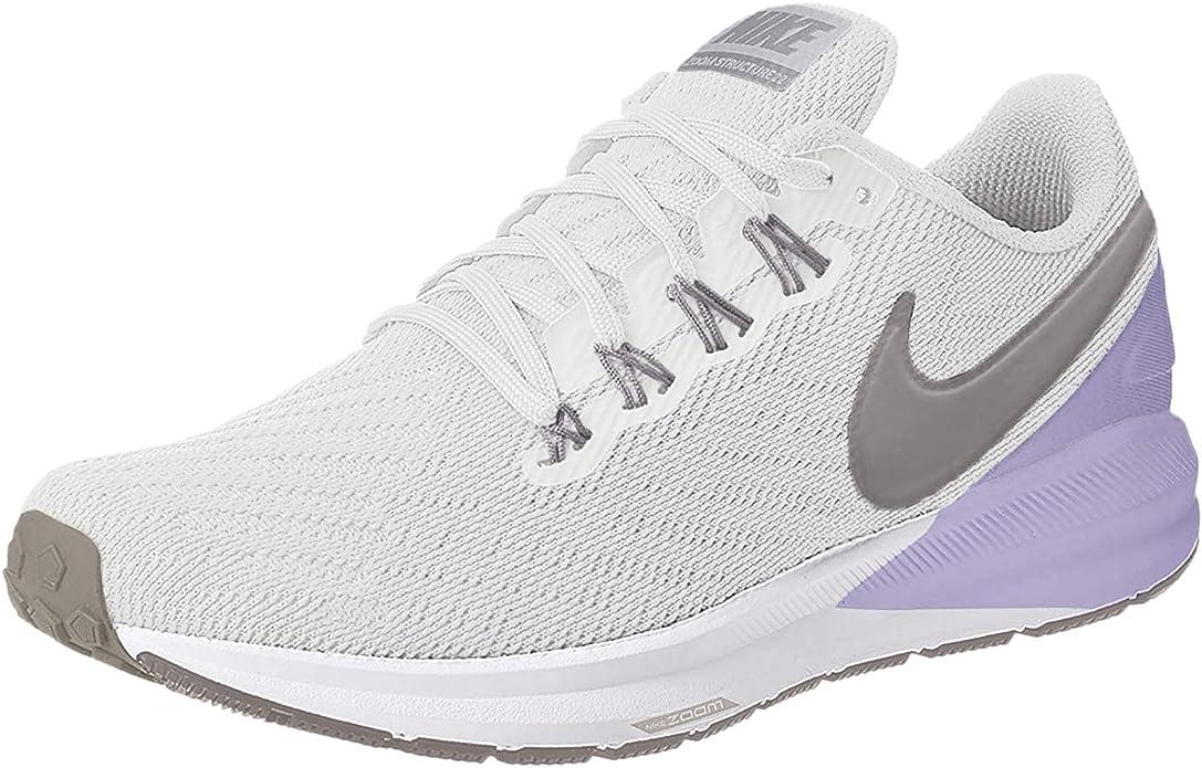 NIKE W Air Zoom Structure 22, Zapatillas de Running para Asfalto para Mujer: Amazon.es: Zapatos y complementos