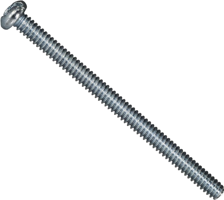 Piece-75 Hard-to-Find Fastener 014973236212 Combo Round Machine Screws 6-32 x 2
