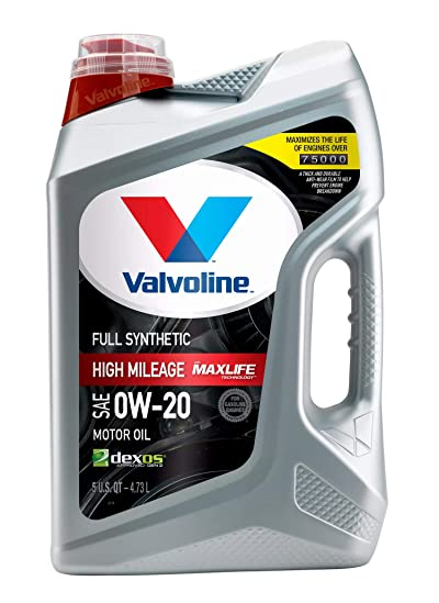 Valvoline Full Synthetic High Mileage