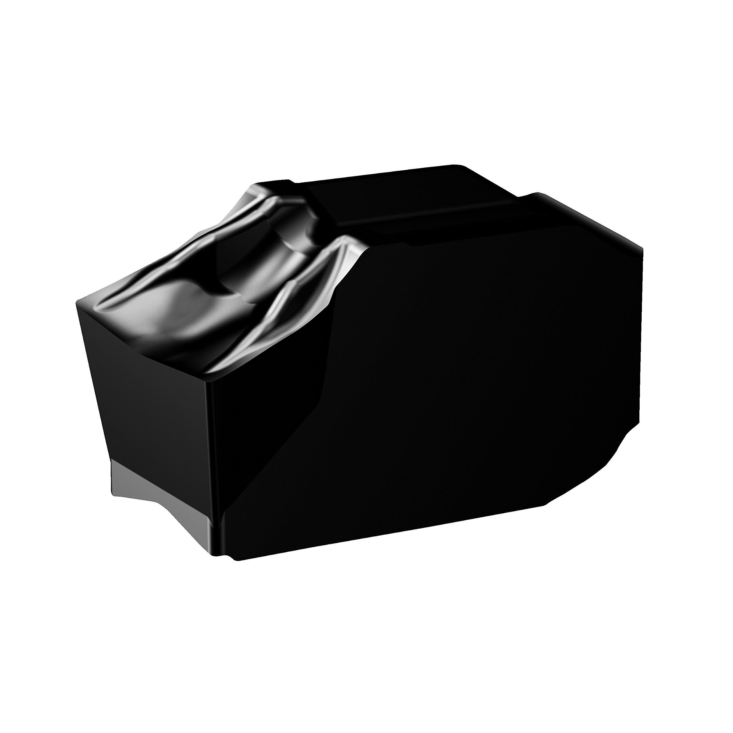 Sandvik Coromant, QD-NG-0300-0001-CF 1105, CoroCut QD Insert for Parting, Carbide, Neutral Cut, 1105 Grade, (Ti,Al) N