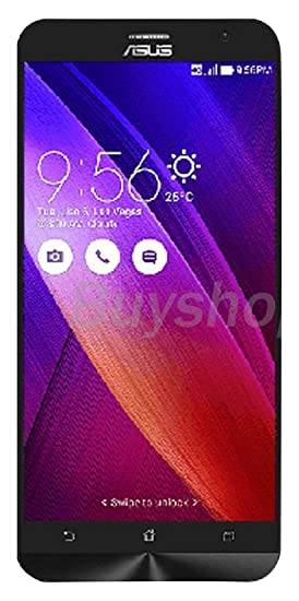 Asus Zenfone 2 ZE551ML (Silver, 64GB) (Certified Refurbished) Smartphones at amazon