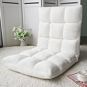 Amazoncom Li Jing Firm Lazy Couch Stylish Single Multifunctional