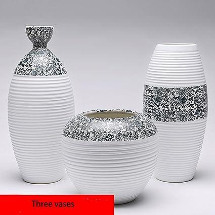 Accessori Per Soggiorno Moderno.Vaso In Ceramica Moderno Moderno Accessori Da Cucina Tavolo Sala Da