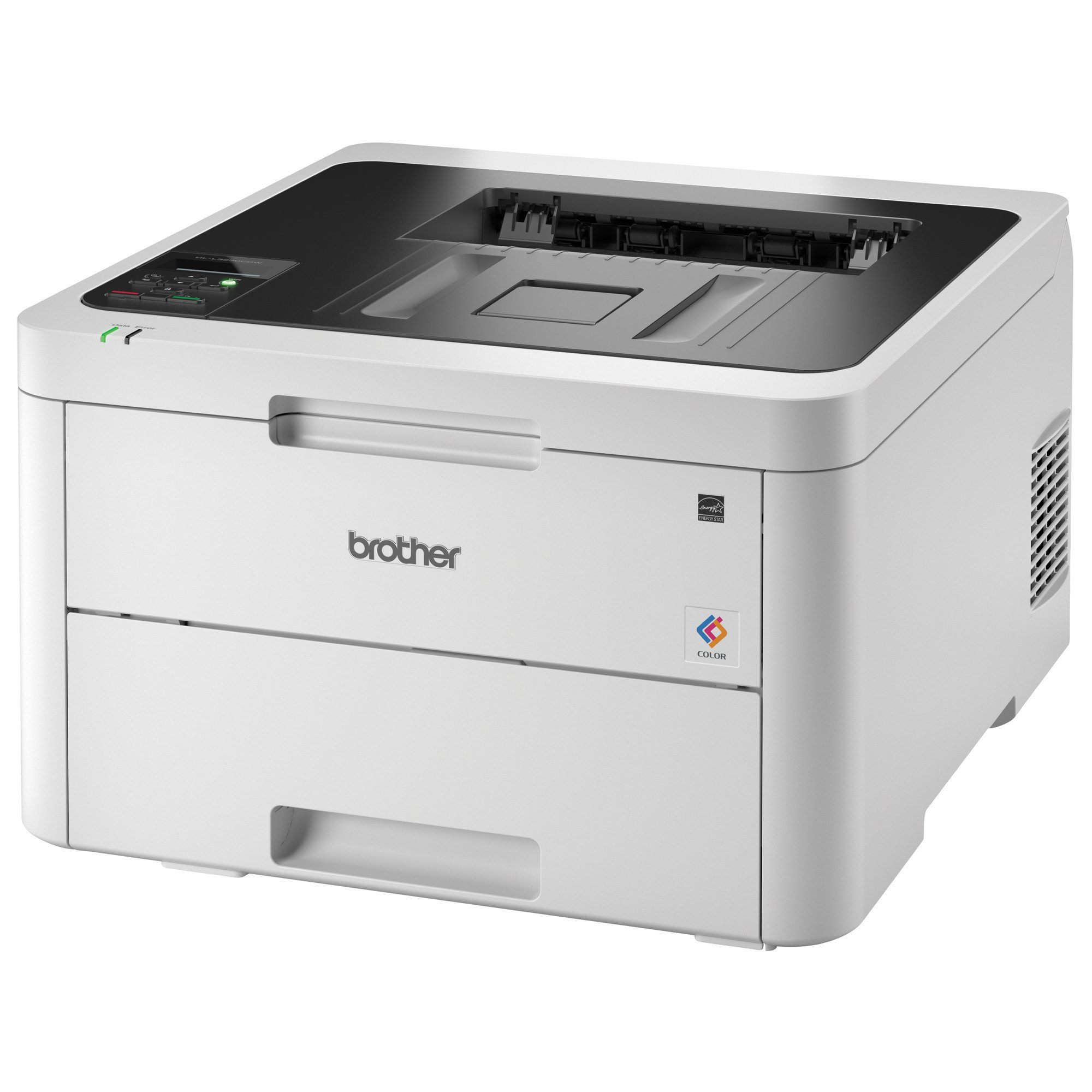 Brother HL-L3230CDW Compact Digital Color Printer Providing Laser Printer Quality Results with Wireless Printing and Duplex Printing, Amazon Dash Replenishment Enabled by Brother (Image #3)