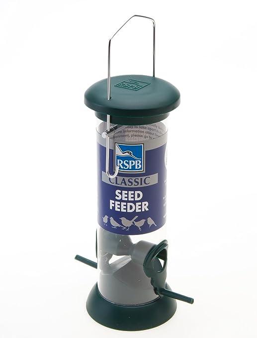 RSPB - Comedero clásico para pájaros (22, 8 cm): Amazon.es: Jardín