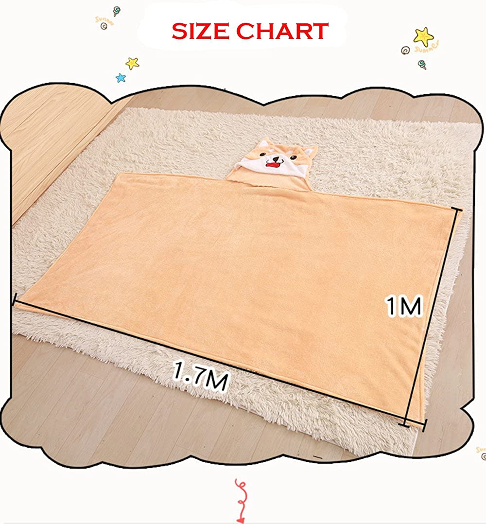66c656e9d CORIRESHA Cute Coral Celvet Long Sleeve Shiba Inu Dog Home Wear Clothes  Hoodie Sweatshirt with 3D Dog Ear and Dog Tail