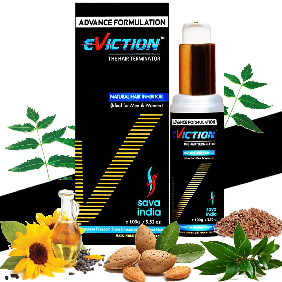 Eviction Men S And Women S Natural Face Body Bikini Line