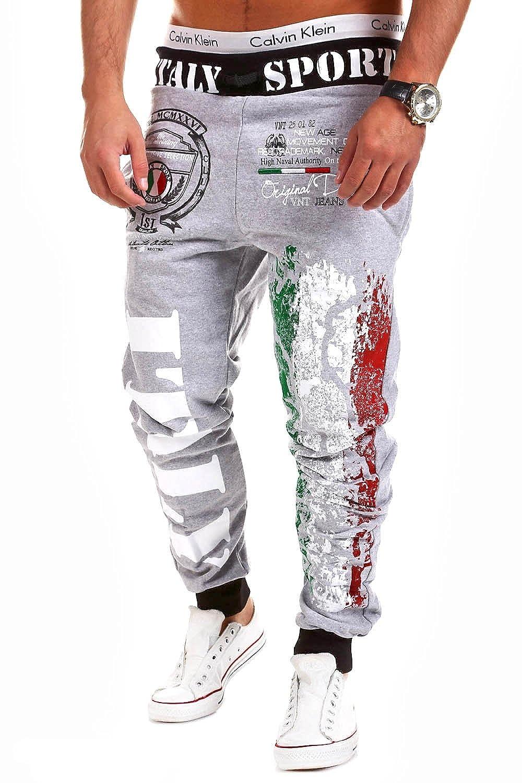 8bdc46aaa41bf MT Styles - R-521 - Pantalones deportivos - Diseño Italia  Amazon.es  Ropa  y accesorios