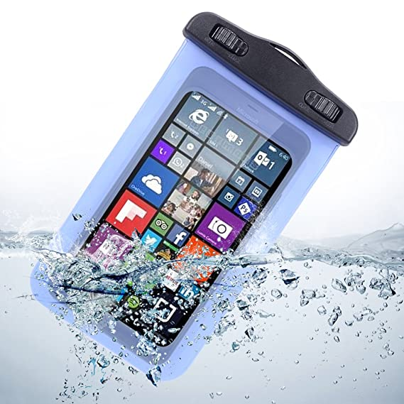 newest ee306 ff32e Amazon.com: Sumaclife Universal Waterproof Case For Sony Xperia Z3v ...