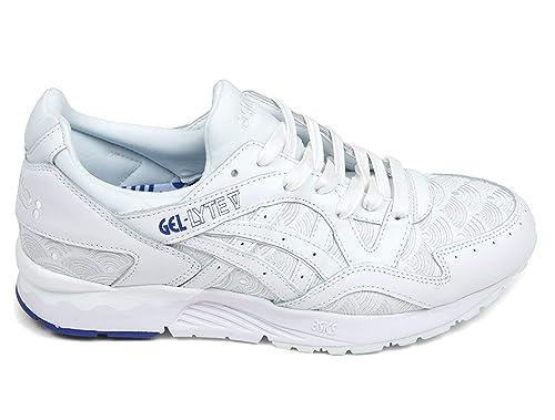 bbdcd0b24497 ASICS X Colette Gel-Lyte V Yukata Collaboration White Limited Edition Men s  UK 7.5