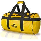 北欧発 「The Friendly Swede」ダッフルバッグ ボストンバッグ 大容量バッグ 耐水バッグ 3wayバッグ スポーツバッグ トラベルバッグ アウトドアバッグ 90L/60L