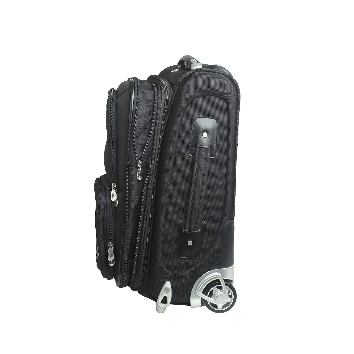 NFL Dallas Cowboys 21-inch Carry-On Luggage by Denco (Image #4)