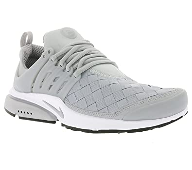 09117b0097ee Nike Air Presto SE Mens Running Trainers 848186 Sneakers Shoes Wolf Grey Wolf  Grey-black-white 12 D(M) US  Amazon.in  Shoes   Handbags