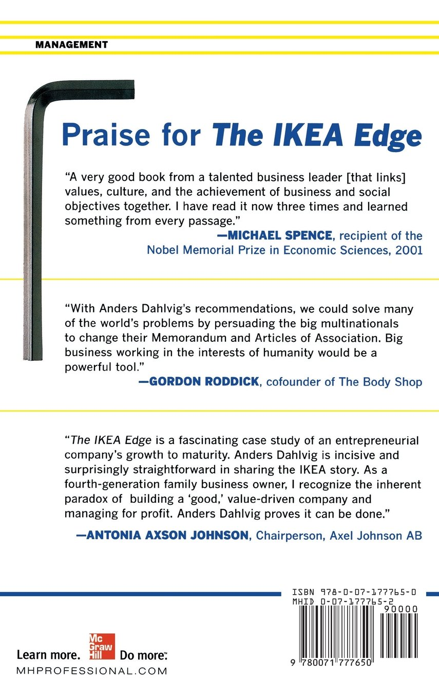 Deliver the Value IKEA Case Study week     Strengths IKEAs low     iMOBMEDIA   pages