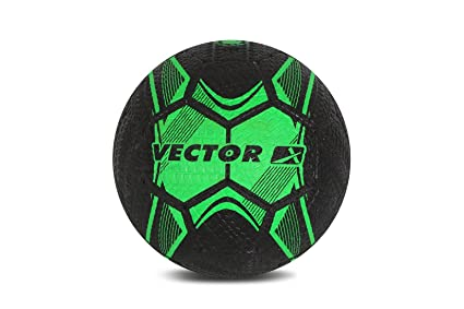 87387aefde Vector X Street Soccer Rubber Moulded Football, Size 5
