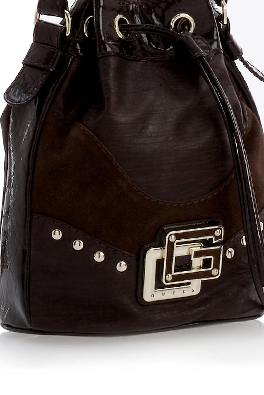 Amazon.com: Guess Dream Mini Crossbody Handbag vy208910 ...