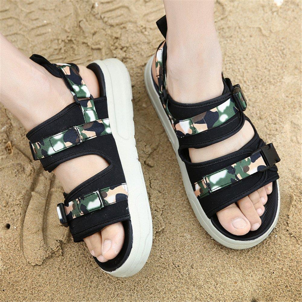 XDX Taste Of Life Summer Mens Ajustable Sandals Outdoor Shoes