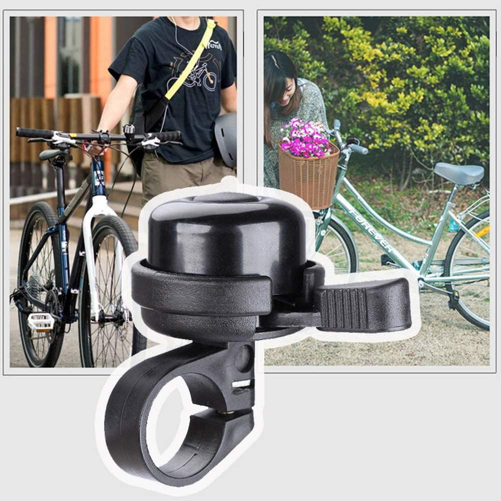 Mini Small Bike Bell Bicycle Bells Loud Sound Bike Ring Cycling Bike Handlebar Bell for Adults Kids Fantye 2 Pack Bike Bells