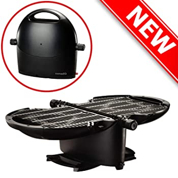 NOMADIQ 2-Burner 226sq. in Small Gas Grill