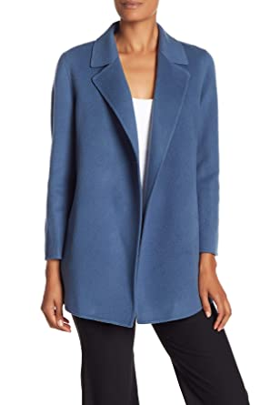 e4ebba4dac Image Unavailable. Theory Women's Clairene Open-Front Wool Cashmere-Blend  Jacket ...