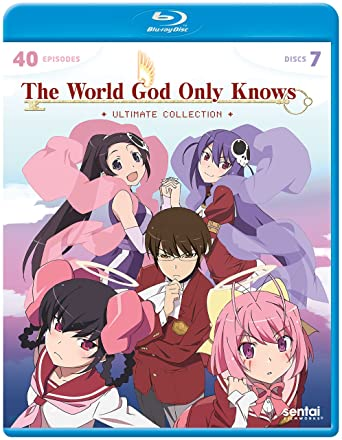 the world god only knows goddesses episode 3