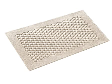 HomeLife - Alfombra de baño Rectangular de algodón [Dimensiones ...