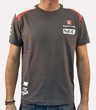 SM14-021 SAUBER F1 Team Sponsor Hemd