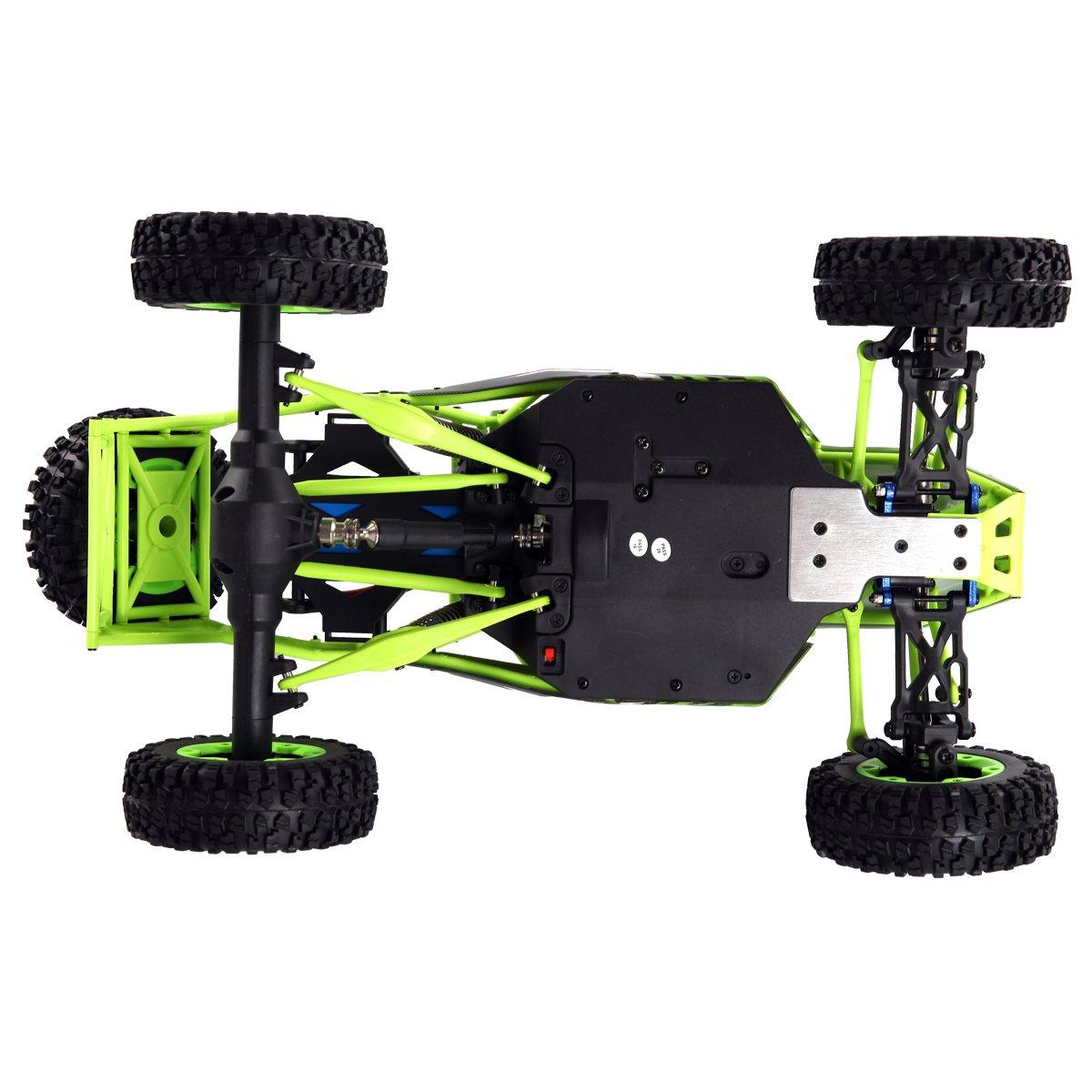 Costzon 112 24g Rc Off Road Racing Car Radio Remote Brand Name Waterproof Gptoys Item Circuit Board Control Rock Crawler Truck Rtr Toys Games
