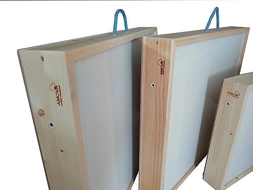 AMOVA-Mesas de luz Montessori: Amazon.es: Handmade