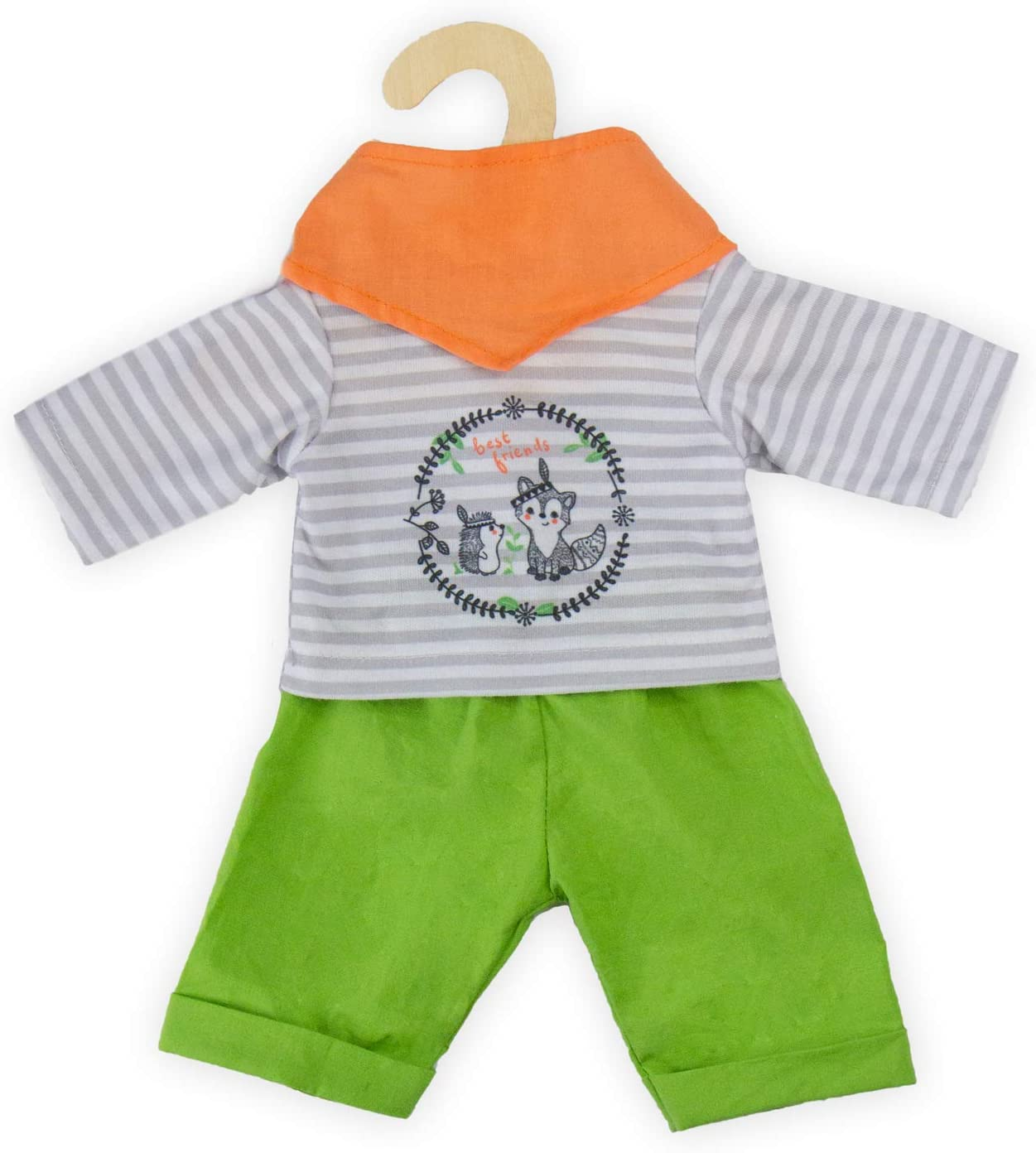 Heless 2240Heless Jogging Suit for Doll