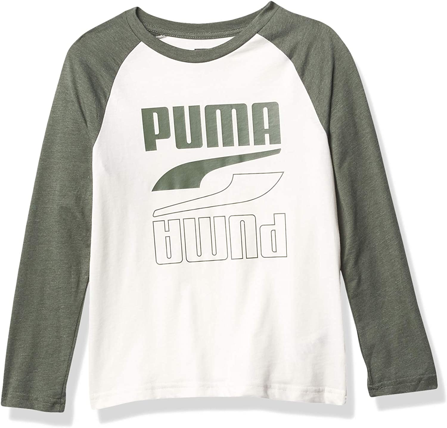 New Hurley long sleeve tee T shirt boys baby infant solid gray logo  size 4T