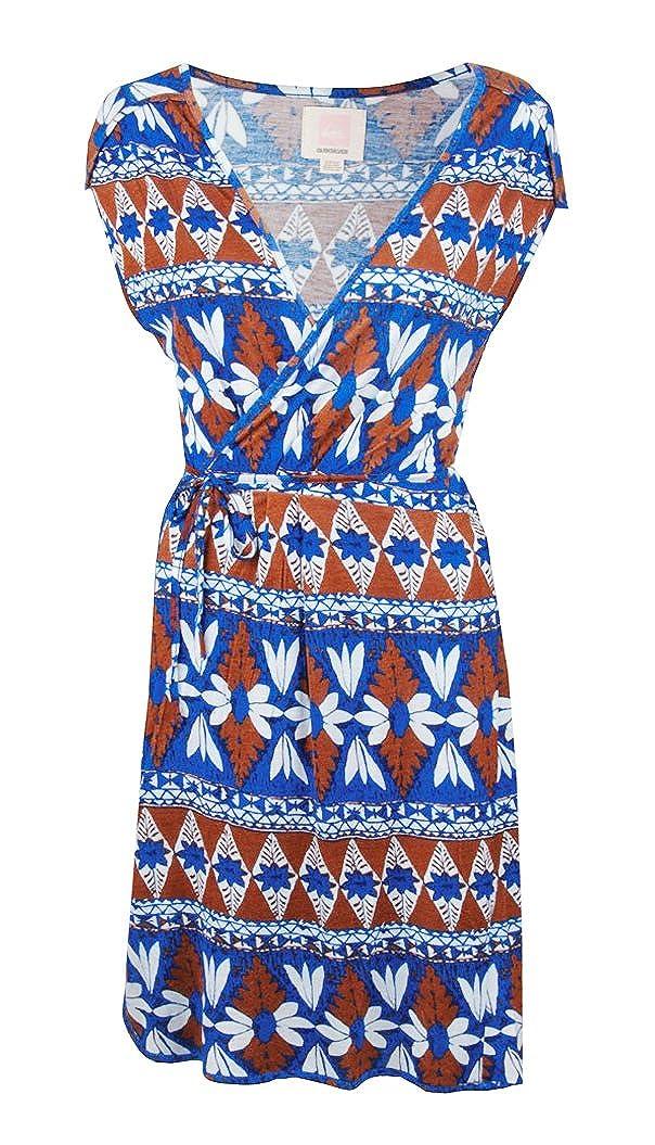 Quiksilver Juniors Island Geo Wrap Dress