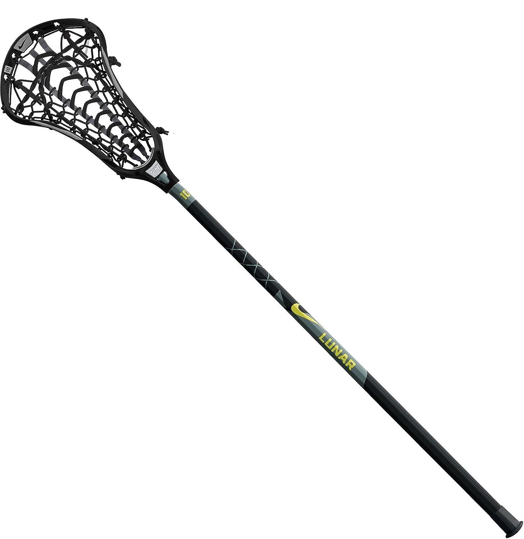 quality design a44bc 3889b Nike Women s Lunar Elite On Lunar 10 Lacrosse Stick, (Black)  Amazon.co.uk   Sports   Outdoors