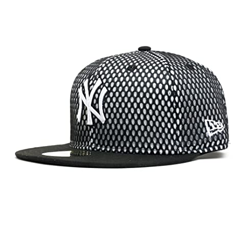 New Era Base Mesh New York Yankees Cappello visiera piatta ,7 3/8