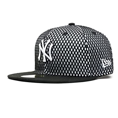 NEW YORK Yankees - New Era 59 FIFTY - Gorra - Base Malla - Black ...