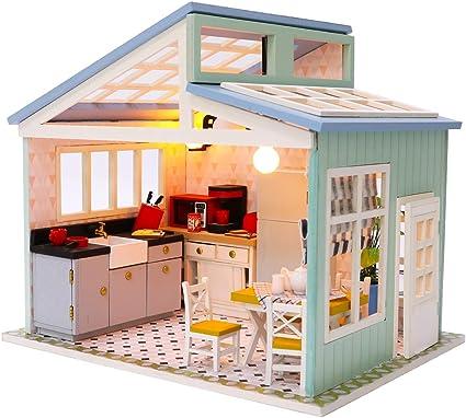 Amazon.es: Cool Beans Boutique - Kit de casita de muñecas ...